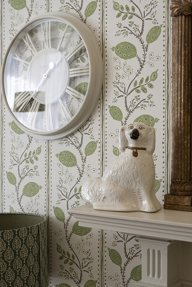 Decorative touches in our But n' Ben Serviced Accommodation Inverness