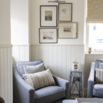 Cosy corner of our Croft House Serviced Apartment in Inverness