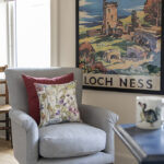 Comfortable seating in our Scottish Thistle Serviced Apartment Inverness