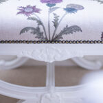 Decorative touches in Scottish Thistle Apartment