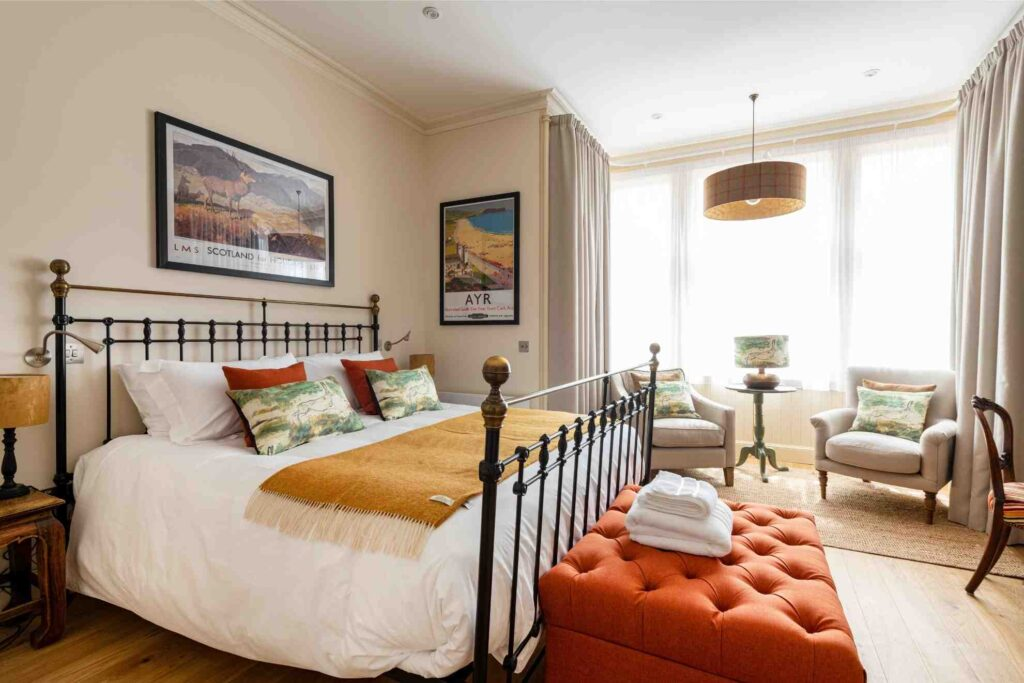 Serviced Apartment Accommodation in Inverness